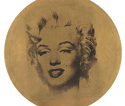 Andy Warhol, Marilyn, 1962, Udo und Anette Brandhorst Sammlung © 2020 The Andy Warhol Foundation for the Visual Arts, Inc. Licensed by Artists Rights Society (ARS ), New York