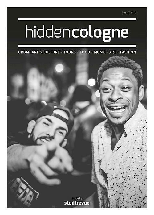 hidden cologne 2018 (Cover)